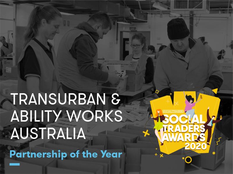 Social Traders Award 2020