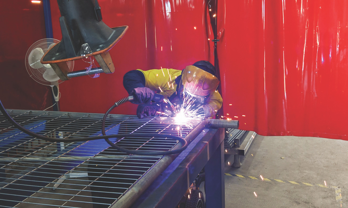 Metal and Wire Fabrication