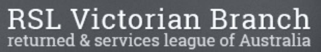 RSL Victorian Branch