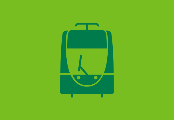 Ability Works employee generating QR codes for Yarra Trams